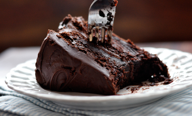 chocolate kake
